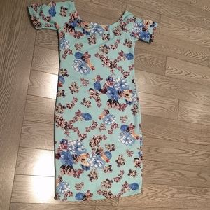 Floral dress by guilty